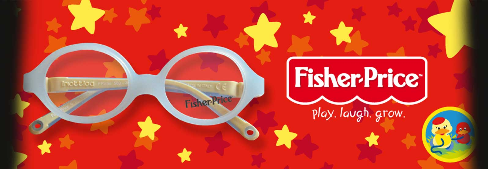 Fisher-Price Play. Laugh. Grow.